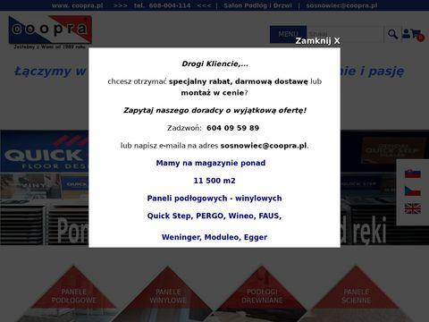 Coopra.pl panele podłogowe