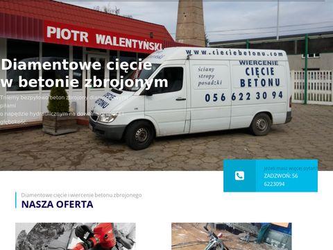 Cieciebetonu.com.pl Walentyński posadzki