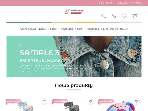 Childsplay.pl zabawki dla najmłodszych