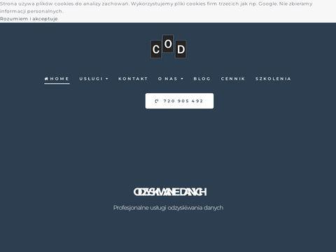 Centrumodzyskiwaniadanych.pl