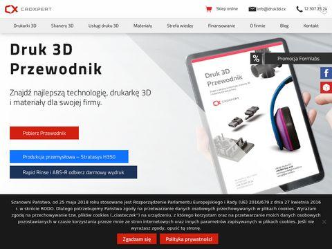 Cadxpert.pl wydruki 3D