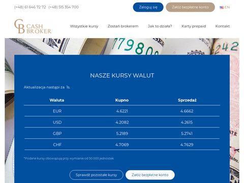 Cashbroker.com kantor online