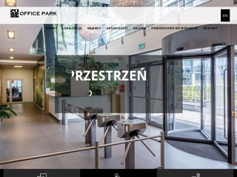 Cubeofficepark.pl biuro do wynajecia Gdańsk