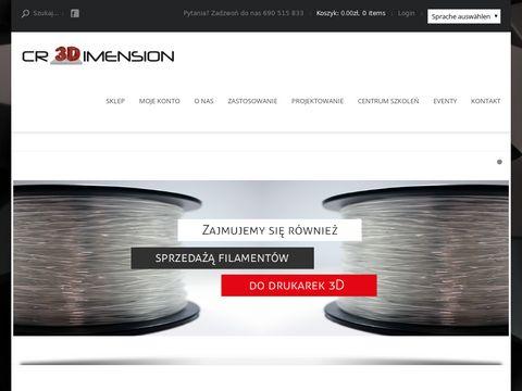 Cr3d.pl drukarki 3D