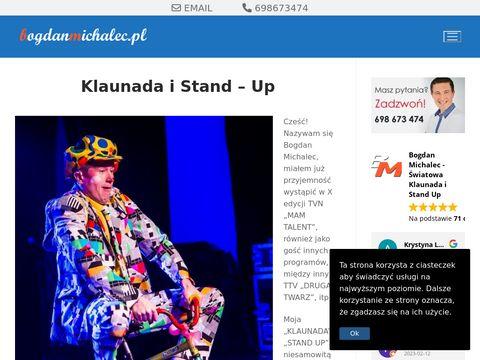 Bogdanmichalec.pl klaun