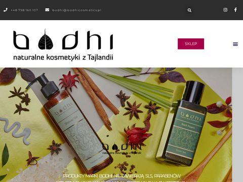 Bodhicosmetics.pl naturalne kosmetyki