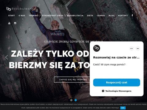 Bbodybulwark.com trener osobisty Łódź