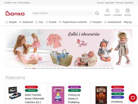 Bonito.pl - księgarnia online