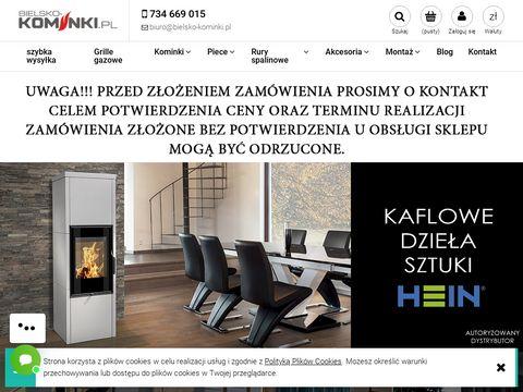 Bielsko-kominki.pl - wkłady kominkowe