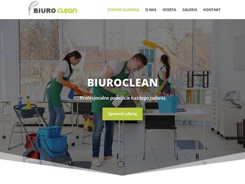 Biuro-clean.eu firma sprzątająca