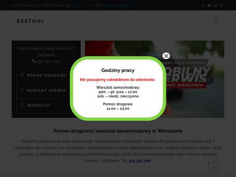 Besthol.pl mechanik samochodowy Warszawa