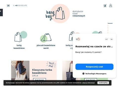 Bangbag.pl torby z nadrukiem