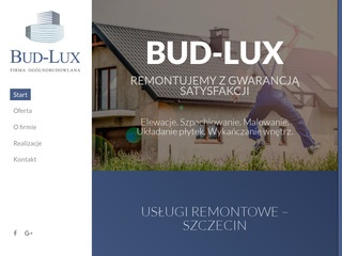 Bud-lux.pl układanie płytek Szczecin