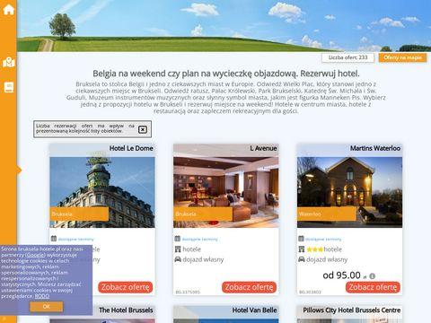 Bruksela-hotele.pl - Hotele w Brukseli