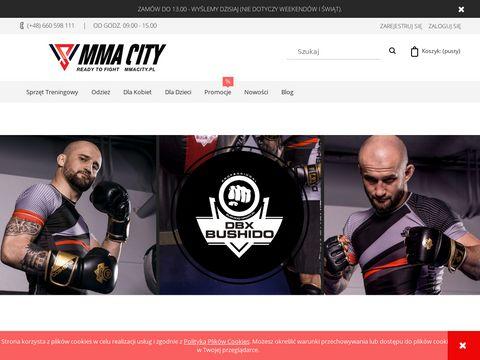 Mmacity.pl sklep bokserski