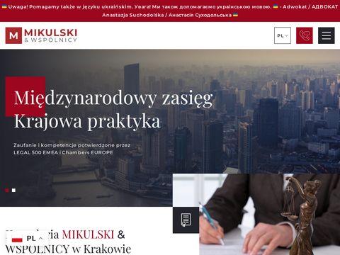 Mikulski.krakow.pl wynagrodzenie za pracę