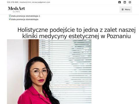 Mediartclinic.pl medycyna estetyczna Poznań