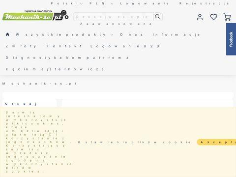 Mechanik-sc.pl części do kombajnów