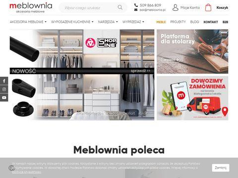 Meblownia.pl krzesła barowe do kuchni sklep