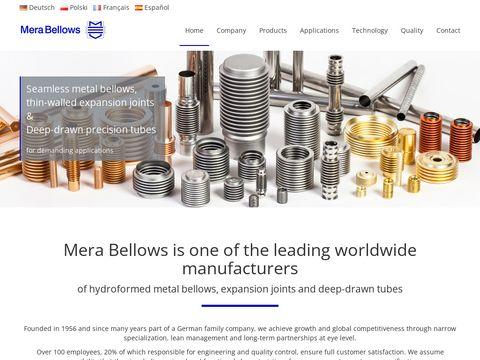 Merabellows.com