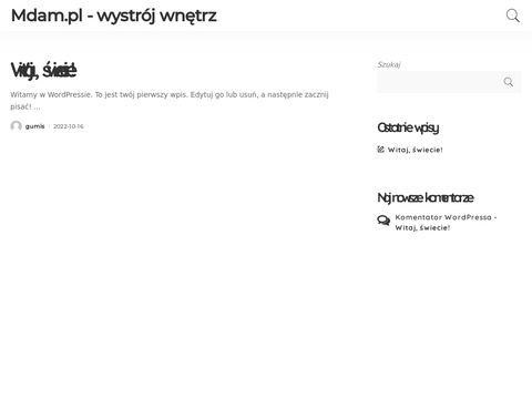 Mdam.pl akcesoria do kuchni
