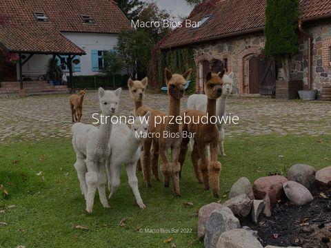 Macrobiosbar.pl catering zdrowej żywności