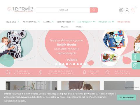 Mamaville.pl wyprawka dla niemowlaka