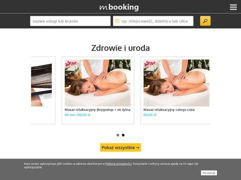 Mbooking.pl - narzędzia promocji dla firm