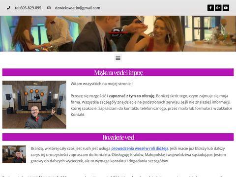 Musicserwis.com Dj wodzirej na wesele