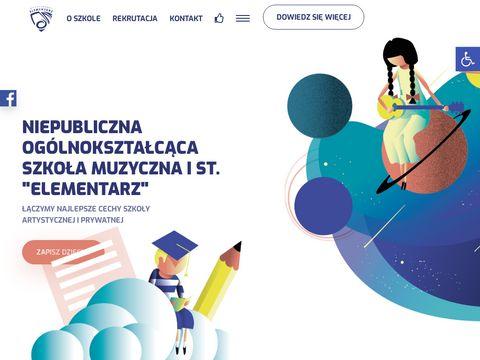 Muzyczna.pl nauka gry na trąbce Katowice