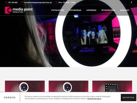 Lightring.pl fotobudki gifbudki