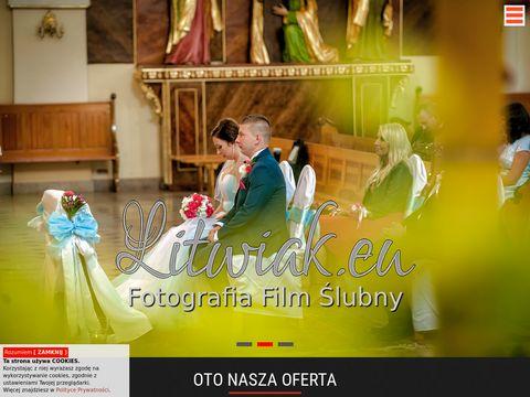 Litwiak.eu fotografia ślubna Śląsk