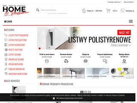Listwaprzypodlogowa.pl - listwy MDF