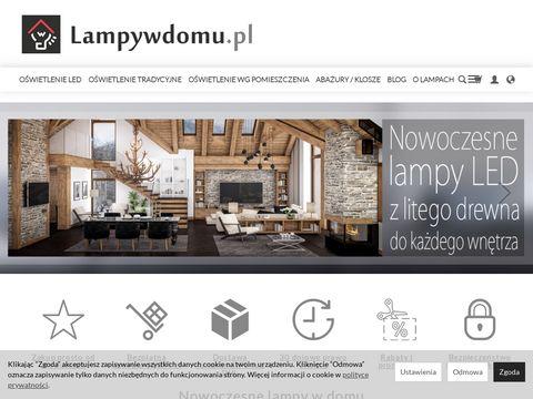 Lampywdomu.pl w unikalnym stylu
