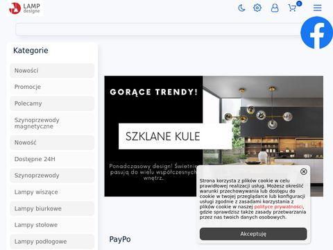 Lampdesigne - Italux Śląsk