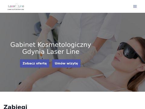 Laserline.pl salon depilacji