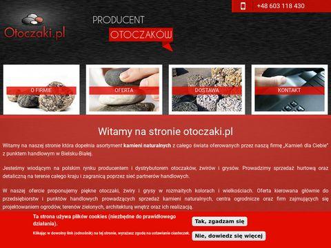 Otoczaki.pl oczka wodne