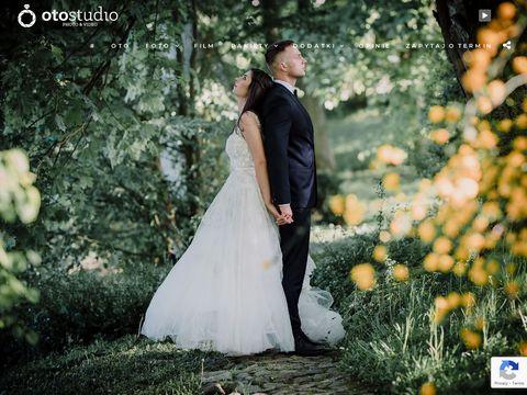 Otostudio.eu kamerzysta na wesele Gorzów