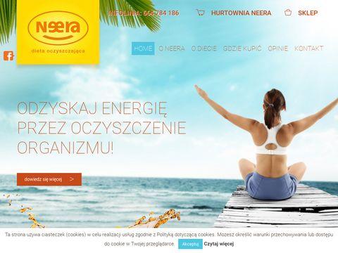 Neera.pl dieta oczyszczająca organizm