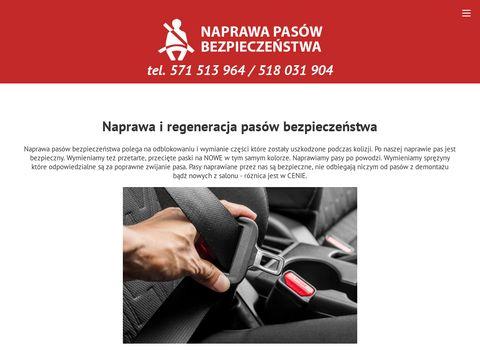 Naprawapasowbezpieczenstwa.pl regeneracja