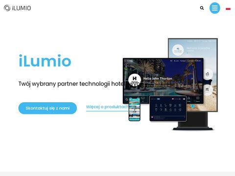 Ilumioapp.pl iptv w hotelu