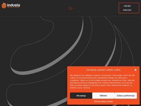 Industa.pl aparatura przemysłowa
