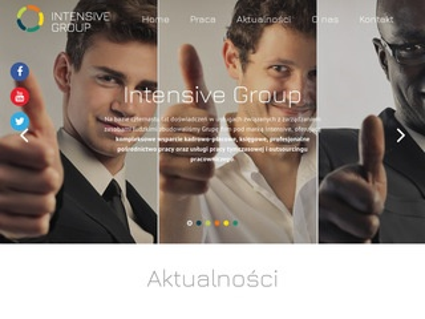 Intensive-group.pl praca tymczasowa