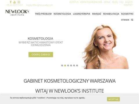 Instytut-urody.com salon kosmetyczny Warszawa