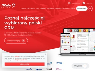 Itcube.pl system CRM