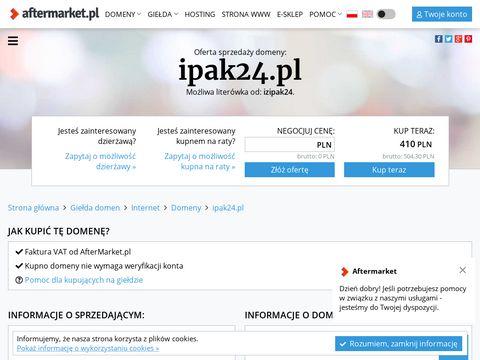 Ipak24.pl akcesoria gastronomiczne