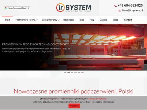 Irsystem.pl promienniki