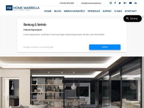Homemarbella.pl mieszkania Hiszpania sprzedaż