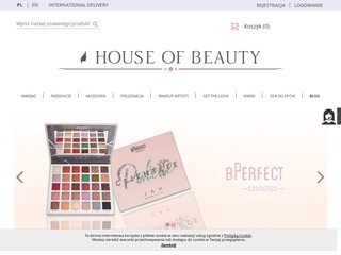 Houseofbeauty.com.pl kosmetyki ekologiczne
