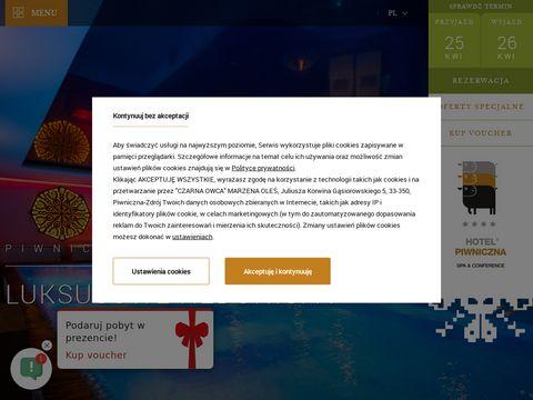 Hotelpiwniczna.pl - szczawnica hotele